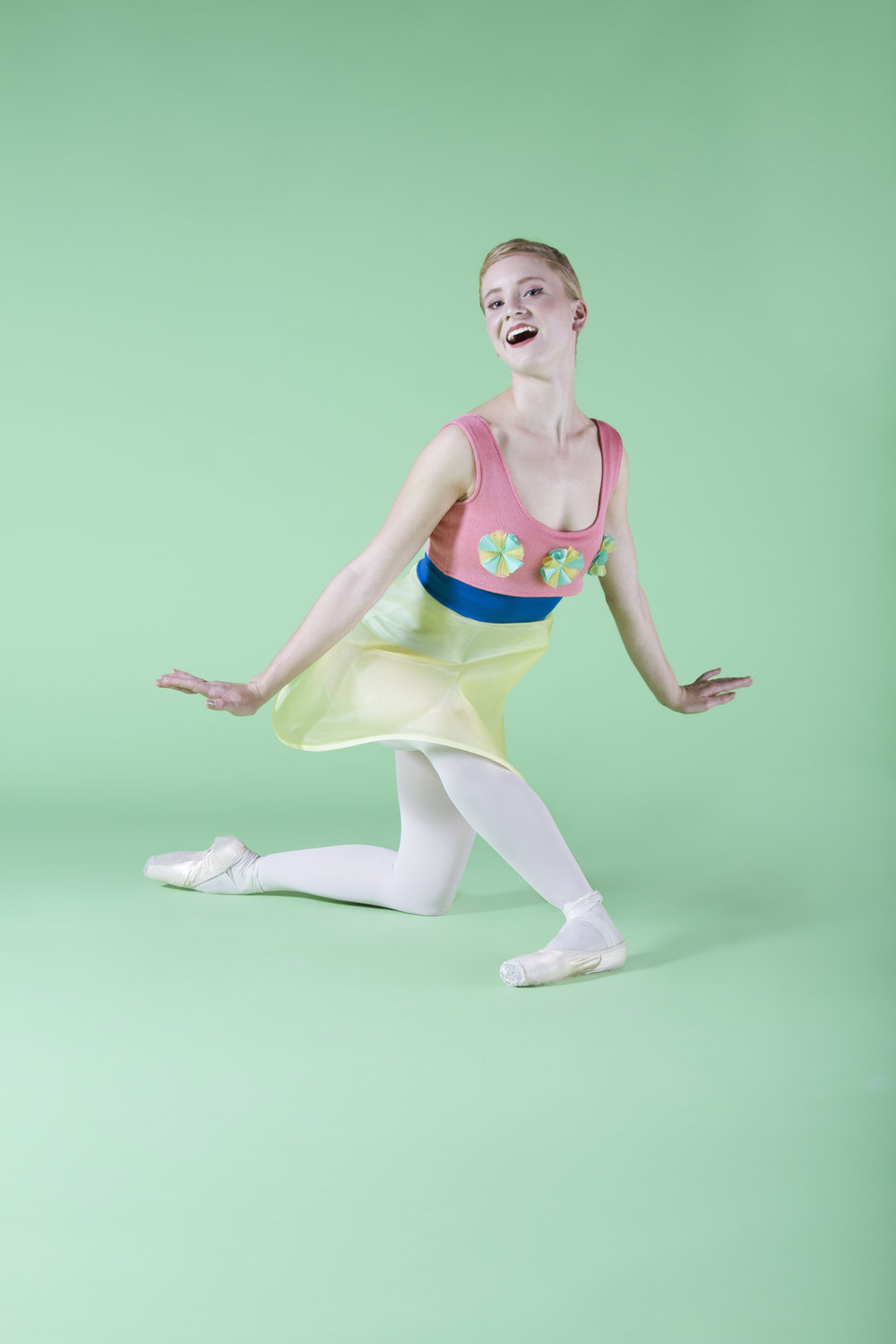 Sarah Bukowski as Marzipan, photo credit Art Lessman