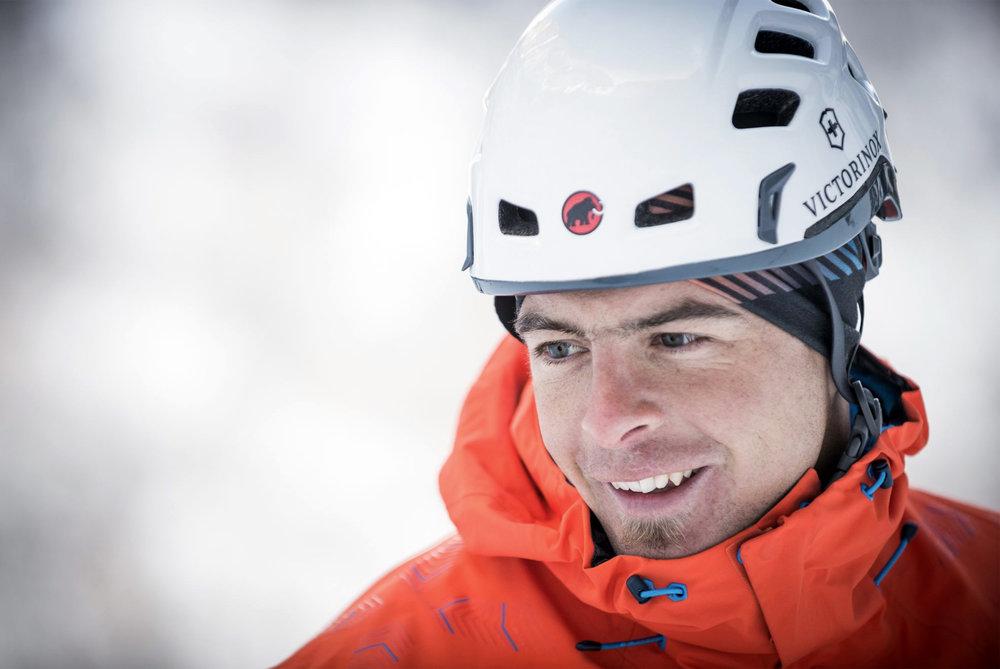 Dani Arnold - Bergführer und Alpinist