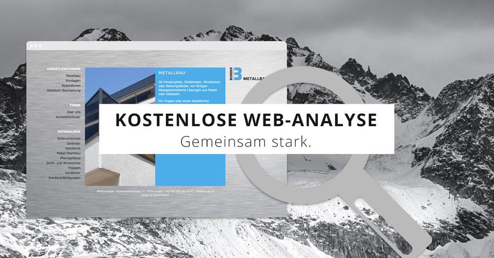 """Kostenlose Webanalyse und E-Book """"Webtrends 2017"""" by bite47"""
