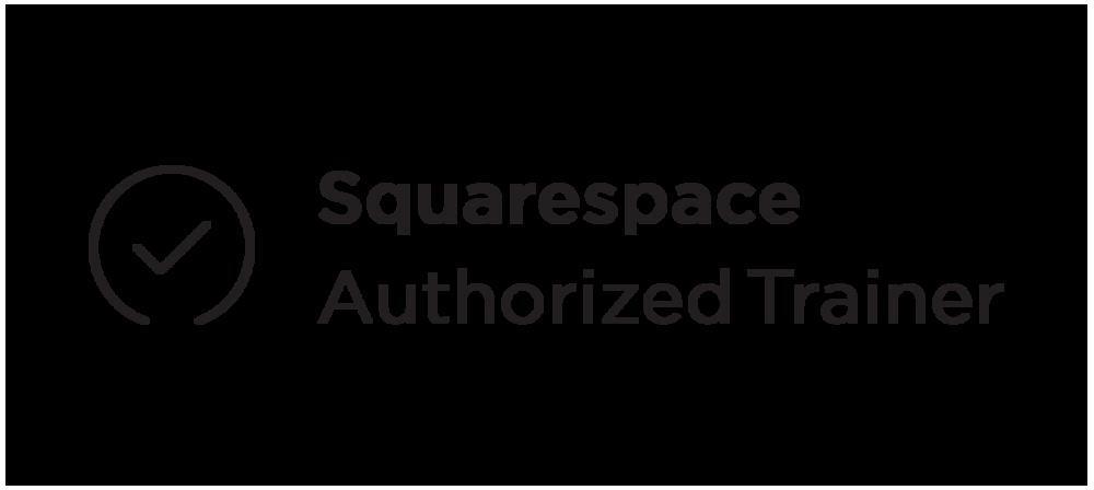 Offizieller, autorisierter Squarespace Trainer