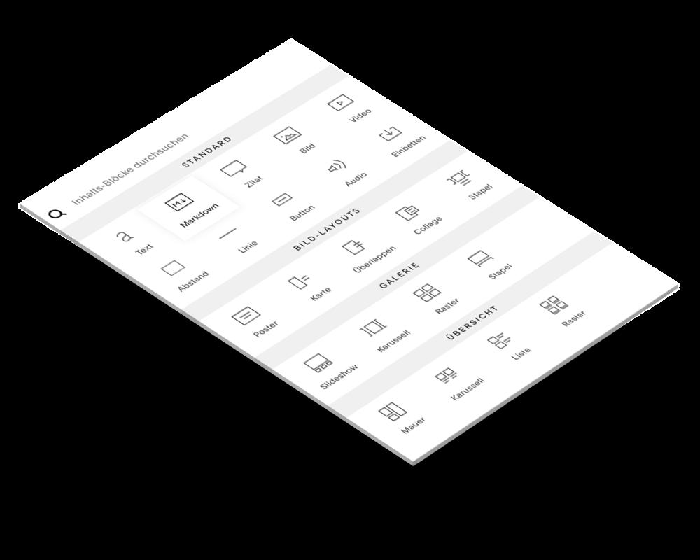 Einfach im Unterhalt - Immer Aktuell. Inhalte können direkt im Browser editiert werden, ohne Installation von Software. Fotos und anderen Medien können mittels Drag & Drop Funktion blitzschnell eingefügt werden.