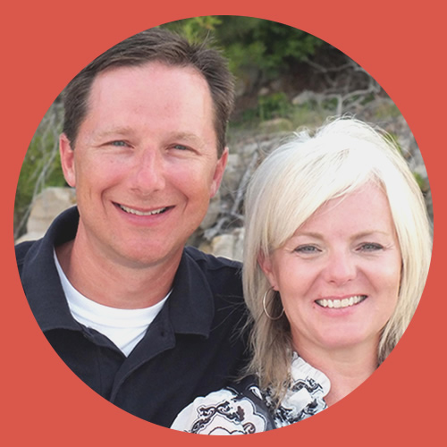 Contact Barrett and Jenifer about speaking to your group or coaching your family