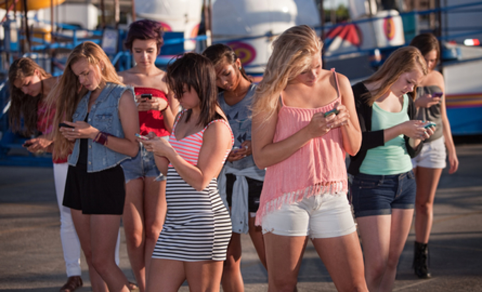 Has The Smartphone Destroyed a Generation? — I N F O  For