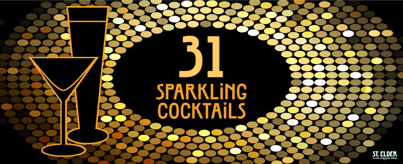 31 sparkling cocktails for the holidays