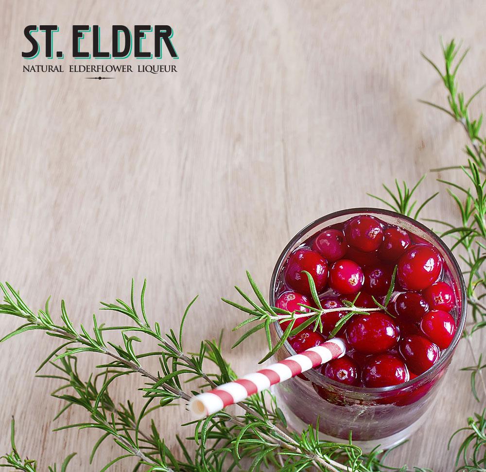 sparkling cranberry cider