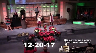 Carols & Communion