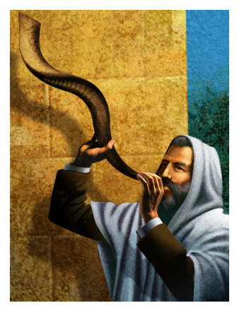 Click here to learn more about the Shofar