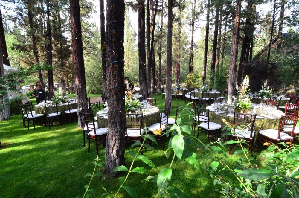big bear wedding photos by laurie