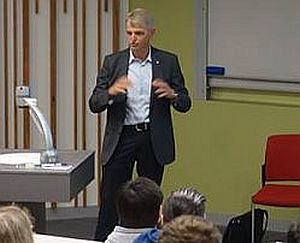 Holger Detje, Managing Director of Bayer NZ. photo: Astrid Wolter