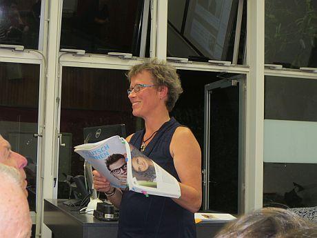 Heike Papenthin photo: Doris Evans