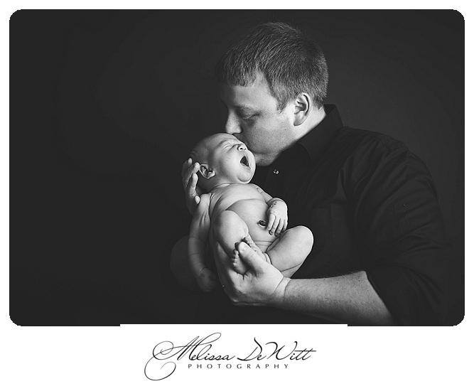 newborns melissa dewitt photography