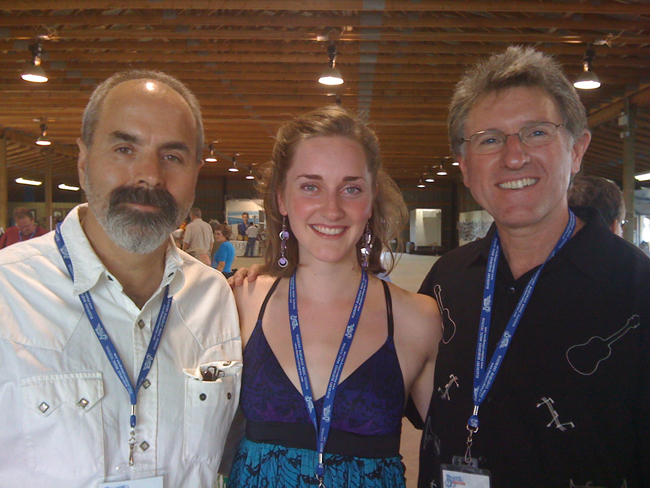 Lizzy Hoyt with John Reischman and Jim Nunally