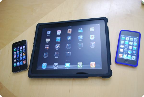 Apple Handhelds