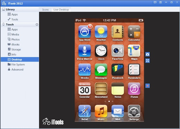 Mirror ipad iphone ipod to your screen for free for Mirror iphone to pc