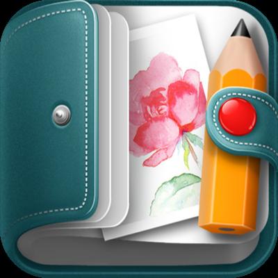 Flipink app icon