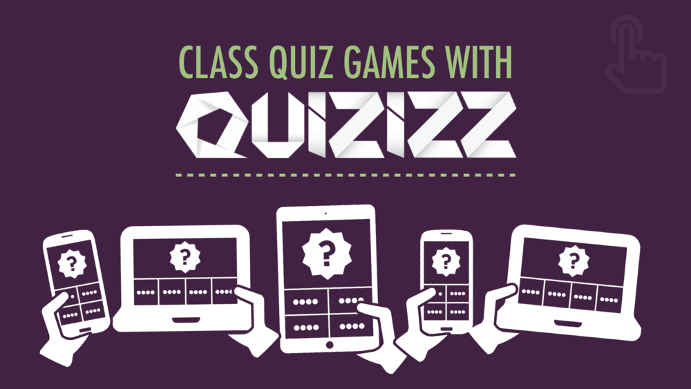 Class Quiz Games with QUizizz