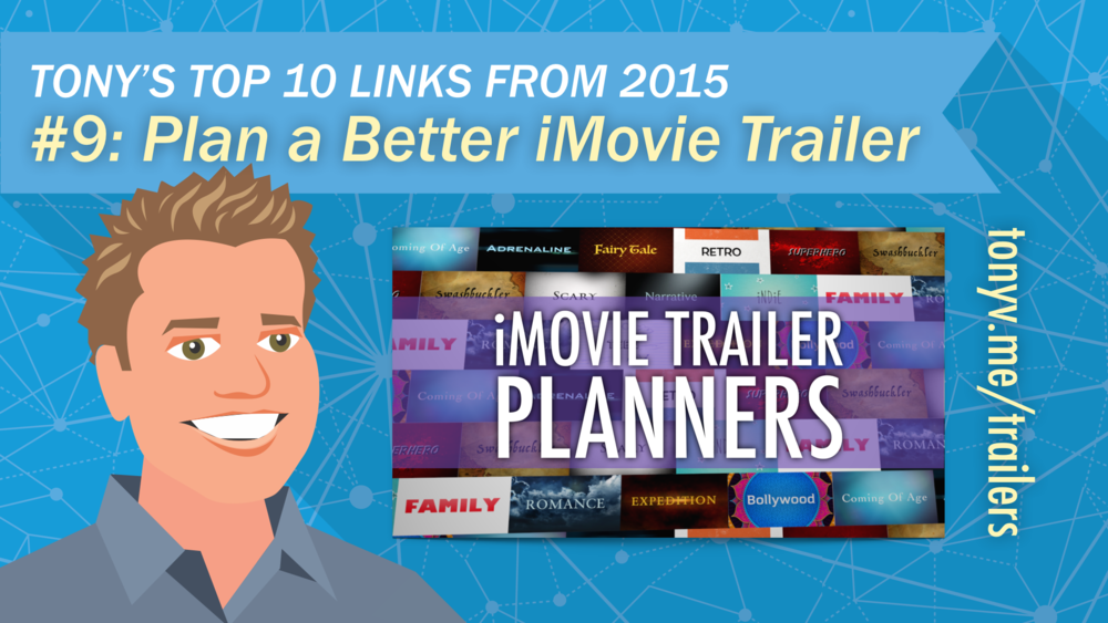 #9: PLAN A BETTER IMOVIE TRAILER