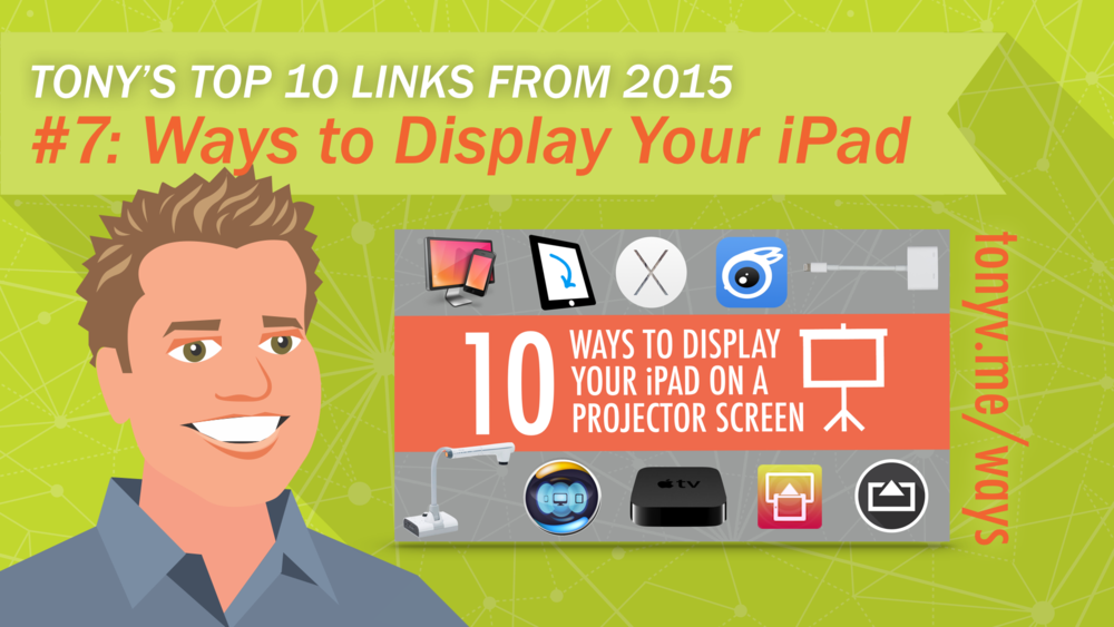 #7: Ways to Display Your iPad