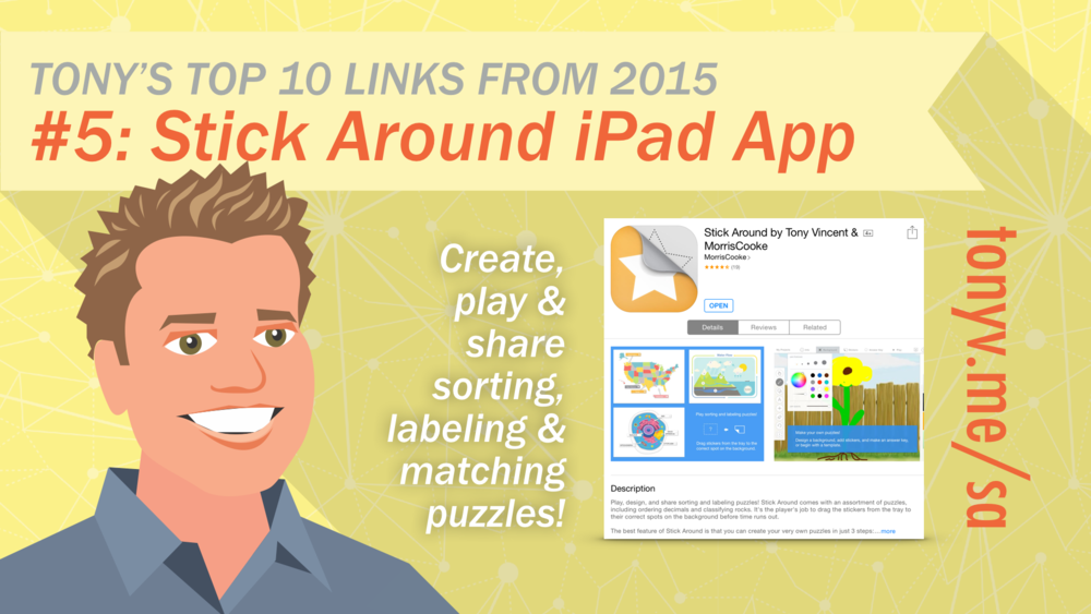 #5: Stick Around iPad App