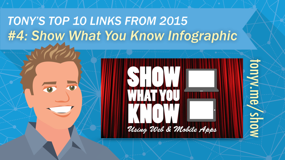 #4: Show What You Know Infographic