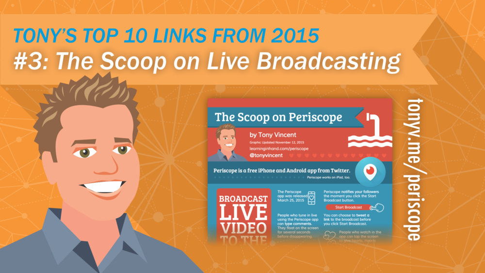 #3: The Scoop on Live Broadcasting