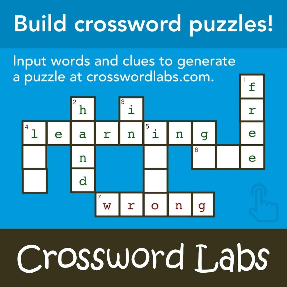 CrosswordLabs