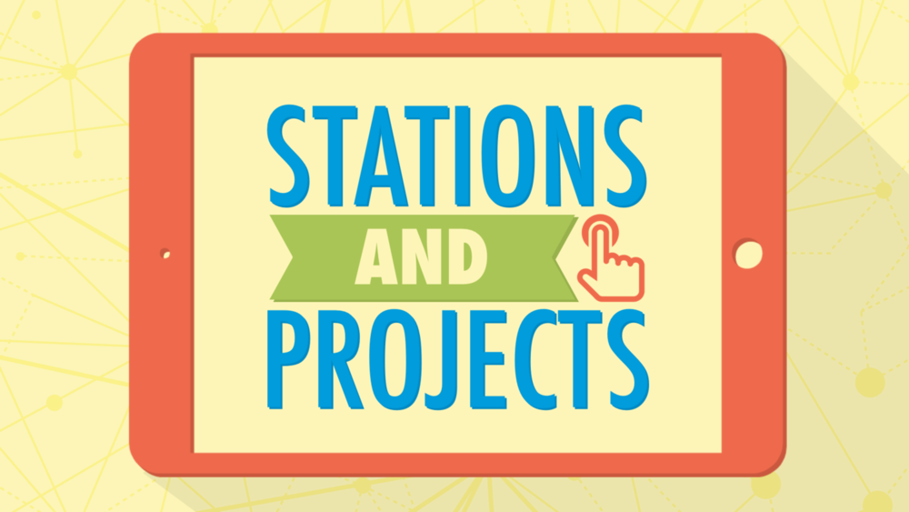 Stations and Projects