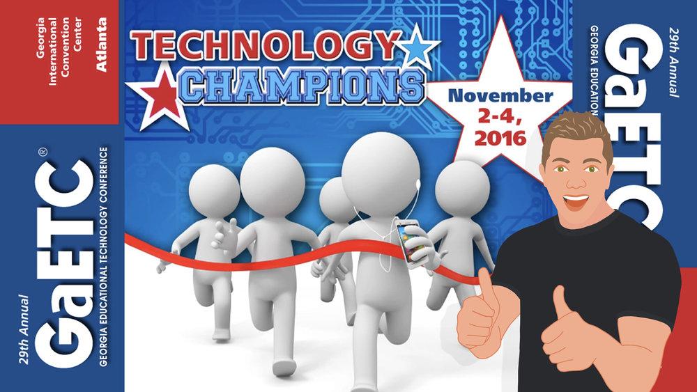 GaETC 2016: Technology Champions