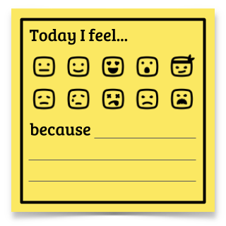 Print Custom Sticky Notes with Google Slides — Learning in ...