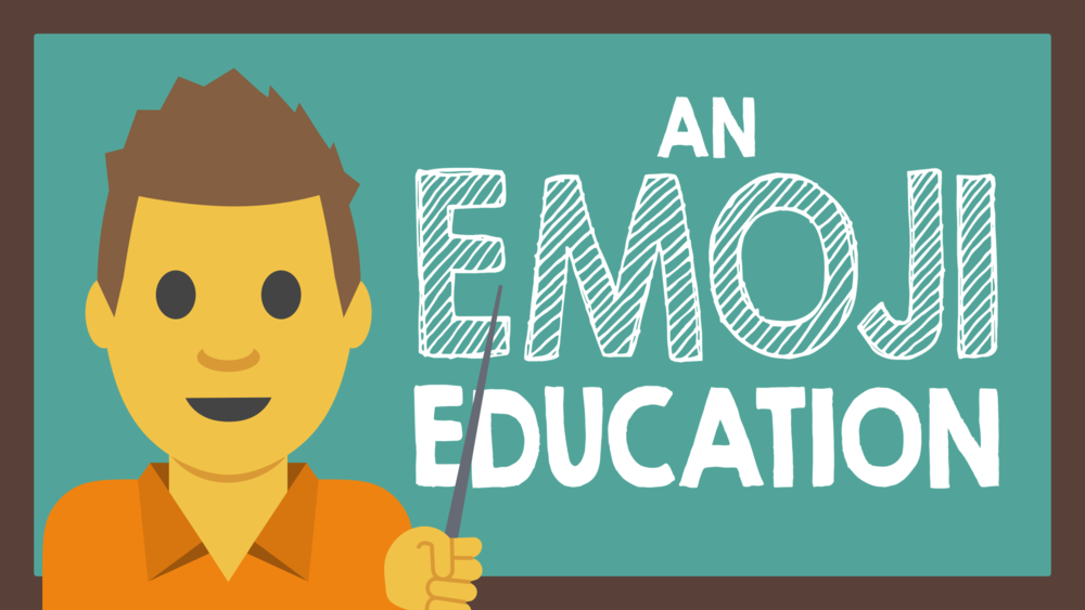An Emoji Education - Tony Vincent Emoji
