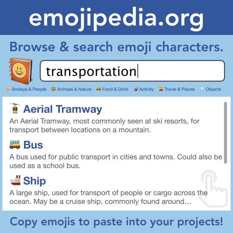 An Emoji Education Learning In Hand With Tony Vincent