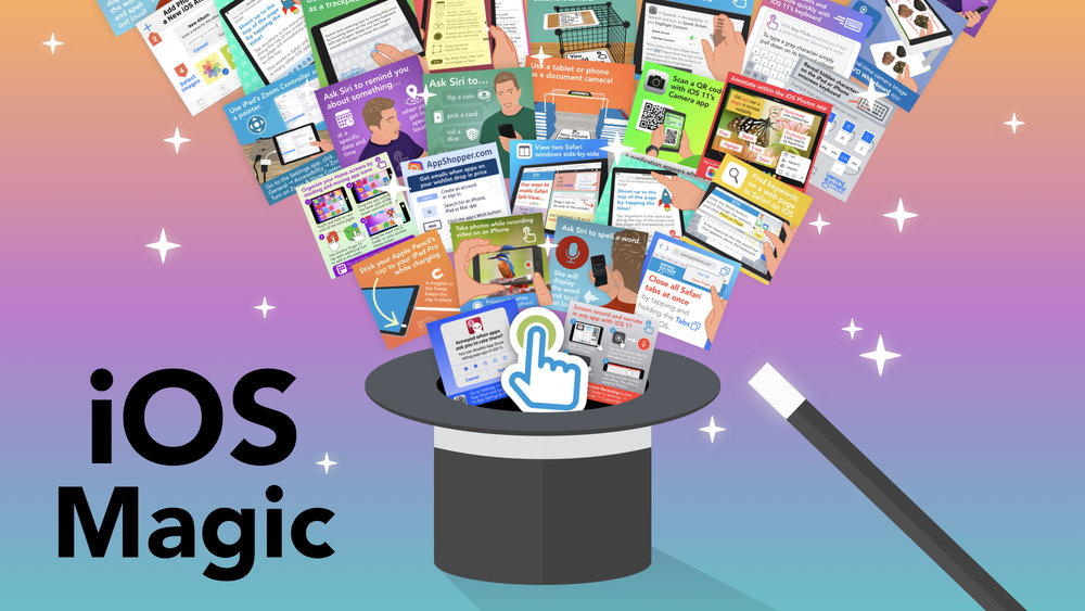 iOS Magic: Tips Springing from a Magical Hat