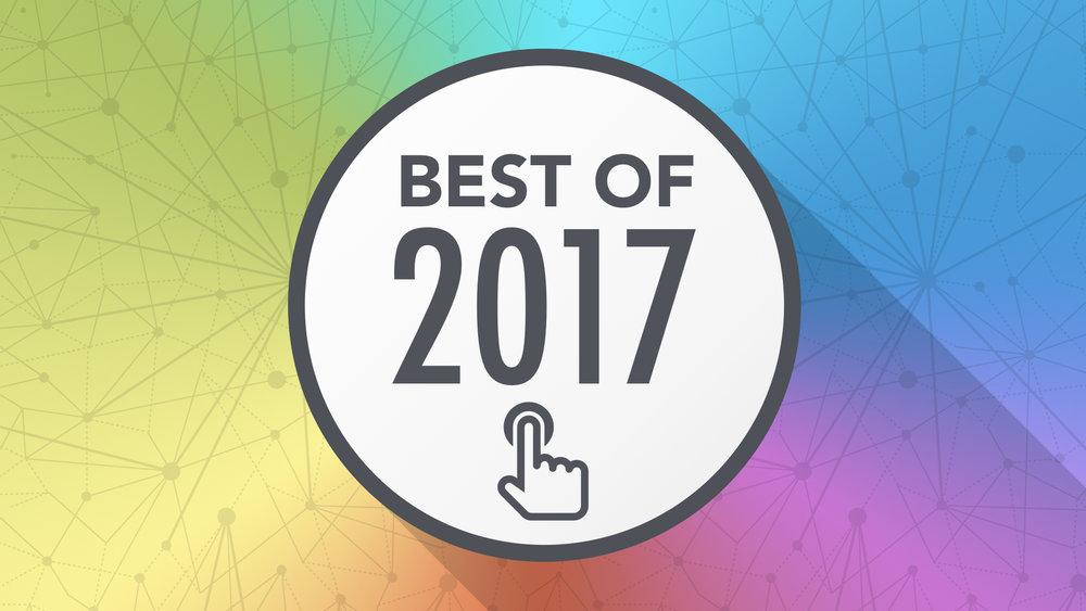 Top Web Links, Tweets & Instagram Posts from 2017
