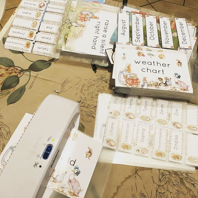 Prepping for 000 🥰🥳💕 - #beatrixpotter #newclassroom #teacher #teachersofinstagram #teacherlife #teacherthings #classroomdecor