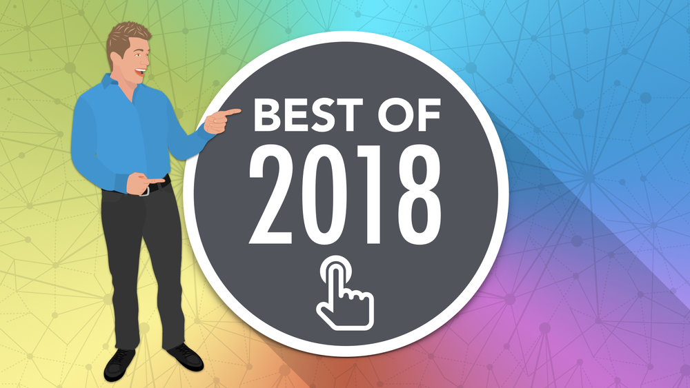 Best of 2018 with Tony Vincent