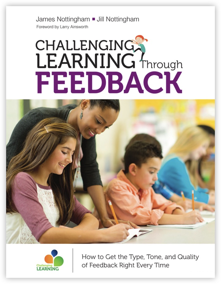 Challenging Learning Through Feedback Book Cover