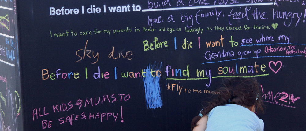 Before I die I want to fly to the moon. Townsville, Australia.