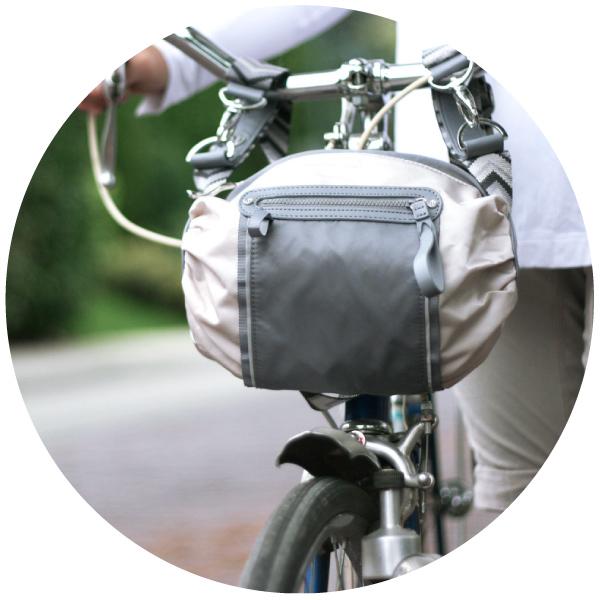 A commuting bag for lululemon athletica