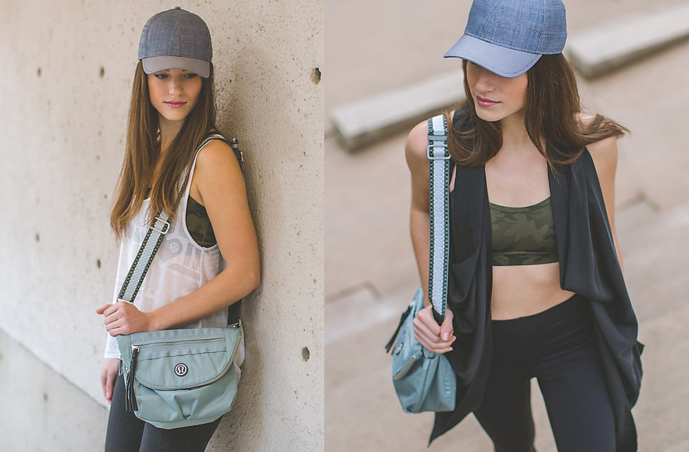 Festival Bag 2014 | images: lululemon