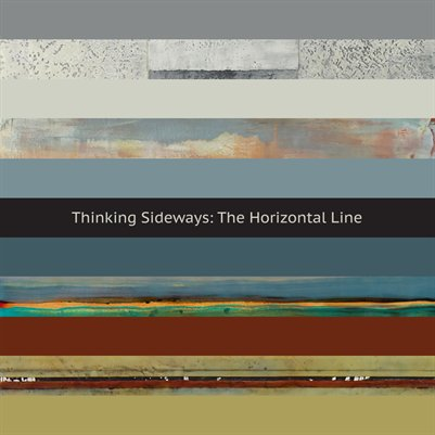 - Thinking Sideways: The Horizontal Line: A four person exhibition catalog, featuring the work of Kathy Cantwell, Karen Hubacher, Jeff Juhlin and Carol Pelletier.  This exhibition is curated by Nancy Natale and was on view at Julie Heller East in Provincetown MA.  Catalog Design by Linda Cordner.