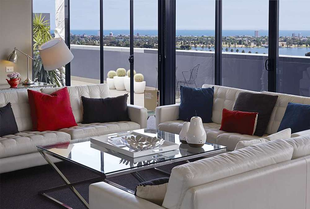 The Blackman Garden Penthouse - Melbourne  From: $1,000.00