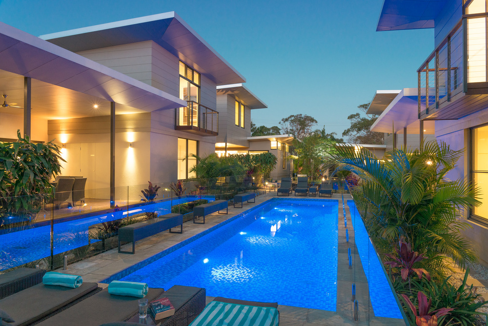 Byron Bay Luxury Beach House - Byron Bay  Room Rent Starts at: $625.00 with a minimum of 3N