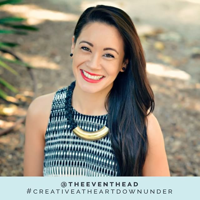 I am so excited to be taking over the @creativeatheartconference Instagram account all day tomorrow. I'm thrilled to be speaking at the very first Australian leg of this popular international conference in both Brisbane AND Sydney in January 2016 so I'd love for you to pop on over to their account tomorrow and share the excitement with me!  This conference is PERFECT for you if you are ready to meet other women of all creative backgrounds, learn practical information to help super charge your business and your passion and build life-changing relationships that you can carry with you forever. I am already counting down the days for this one! 😄💕