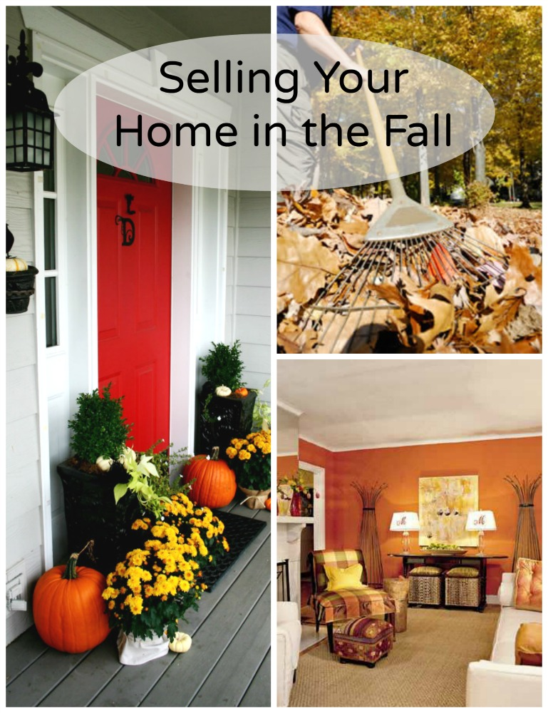 Top 5 Tips For Selling Your Home In The Fall