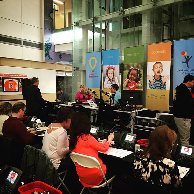 #alice4kids @childrenscolo #forthekids call in at 1-800-458-KIDS