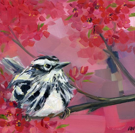 black-&-white-warbler-in-pink.jpg