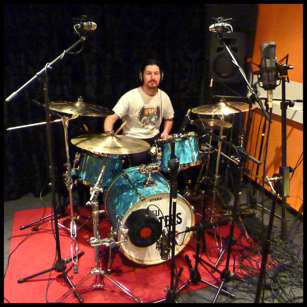 Karl On Drums