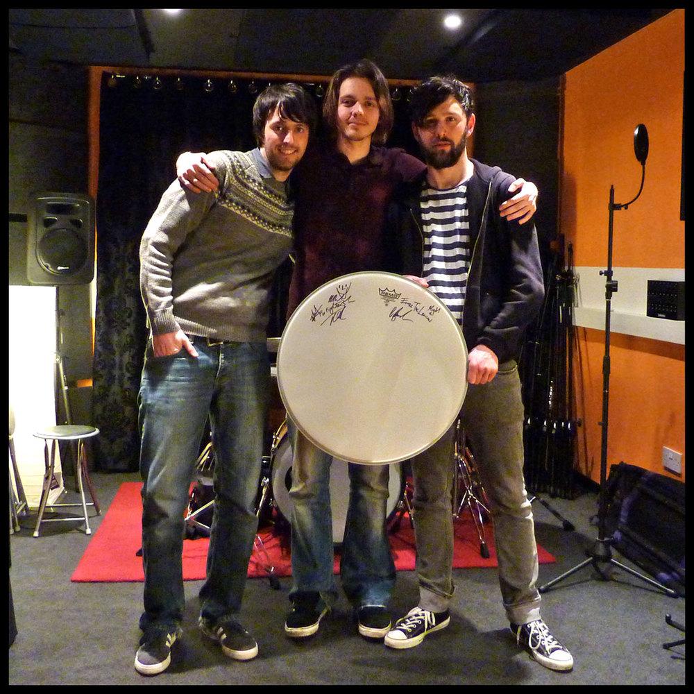 Me, Mykl & Craig