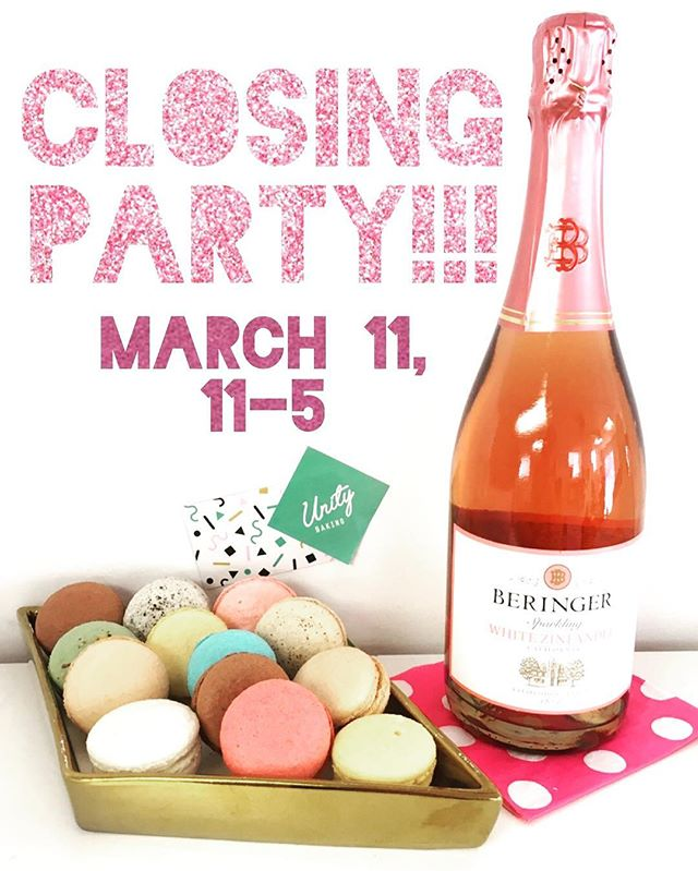 Come and say farewell in true StylFrugal form...with macarons from @unitybaking and other goodies! Please make me happy and wear your fave StylFrugal find for our last #streetstyle gallery. ALSO, ALL LEFTOVER ITEMS ARE $2! Until 5 today. . . . #closingsale #downtownkitchener #dtkitchener #uptownwaterloo #kwawesome #shoplocal