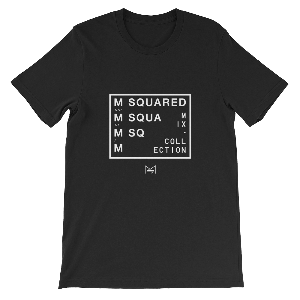 M-SQUARED MIX COLLECTION T-SHIRT